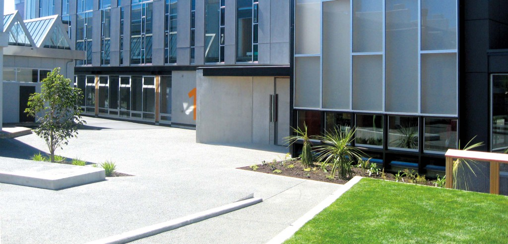 College of Creative Arts, Massey University - Engineering Excellence & Commercial Architectural Excellence
